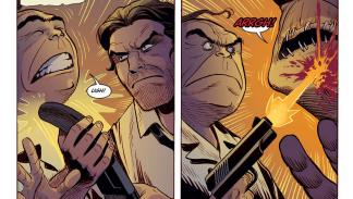 El Lobo entre nosotros: vol. 2 - Review del cómic de The Wolf Among Us