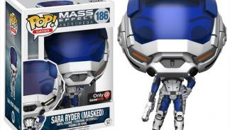 Mass Effect Andromeda Funko Pop