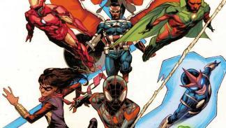 Miles más allá de Ultimate Marvel