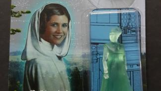 Figura de Star Wars homenaje a Carrie Fisher