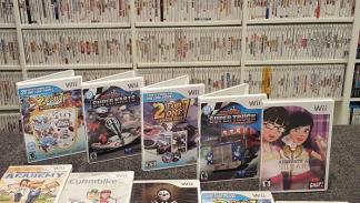 Wii - Colección con todos sus juegos