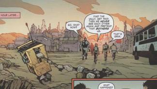 Borderlands: La caída de Fyrestone - Review del cómic