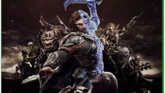 Middle Earth: Shadow of War - Carátula en Xbox One