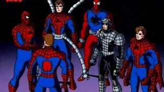 Spider Wars, el final de Spider-man: La serie animada
