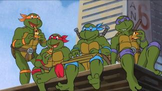 Tortugas Ninja - Recordamos todas las series de televisión