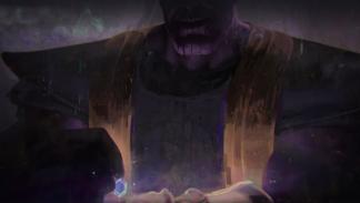 Concept-art, Thanos, MArvel