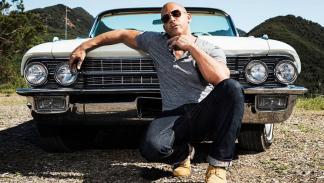 Los Los coches de Vin Diesel, gasolina de muchos octanos y puro músculo de Vin Diesel son de motor gasolina