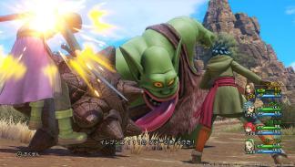 Dragon Quest XI en PS4
