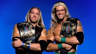 WWE - Edge & Christian