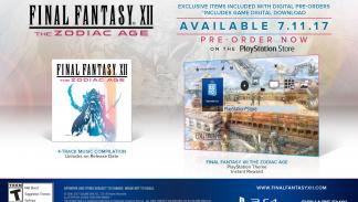 Final Fantasy XII: The Zodiac Age - Ediciones especiales