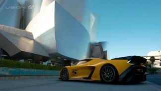 Fittipaldi EF7 Vision para Gran Turismo Sport