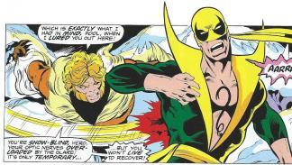 Iron Fist: Sus villanos