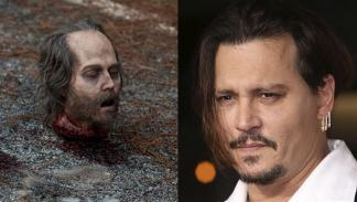Zombies famosos en The Walking Dead
