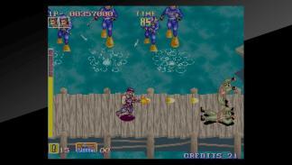Shock Troopers Neo Geo 3