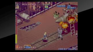 Shock Troopers Neo Geo 4