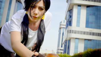 Asami Cosplay