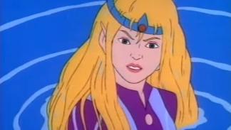 Zelda en Zelda la serie animada
