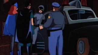 Batman: La serie animada - Batgirl Returns
