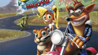Crash Bandicoot portadas