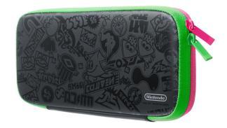 Funda de Splatoon 2 para Nintendo Switch
