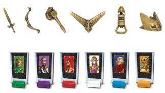 The Legend of Zelda Cluedo
