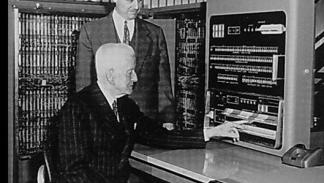 La llegada de IBM, en 1953