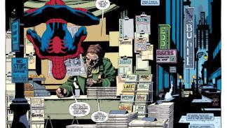 Spider-man: Azul - Review del cómic de Jeph Loeb y Tim Sale