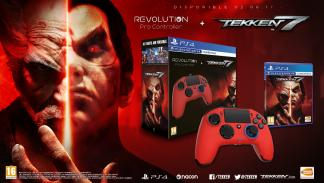 Tekken 7 + Nacon Revolution