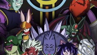 Dragon Ball Super DJonesArt