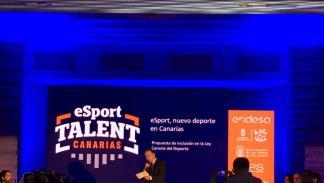 esports ley canaria del deporte