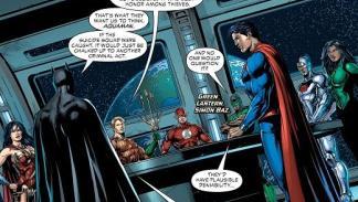 Liga de la Justicia contra Escuadrón Suicida
