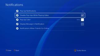 Actualización 5.00 de PS4