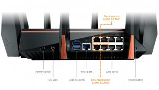 router gaming asus