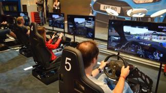 Ford en Gamescom