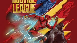 Liga de la Justicia - Nuevos arte conceptual