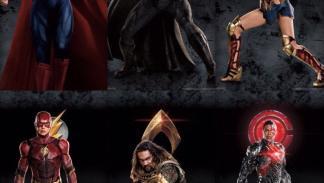 Liga de la Justicia nuevos pósters