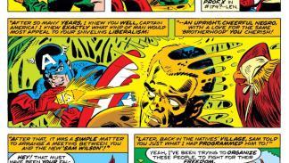 Review de El Capitán América: La Saga del Imperio Secreto