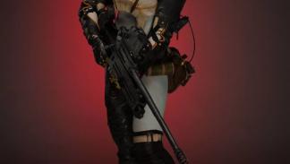 Skull Sniper cosplay