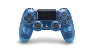 DualShock 4 Blue Crystal