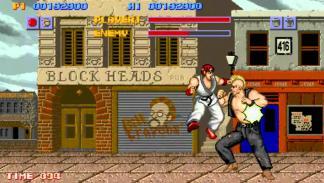 Street Fighter, Arcade, Ryu