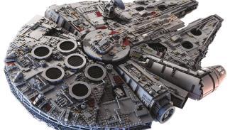 Nuevo set de LEGO del Halcón Milenario