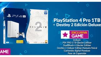 Productos oficiales de Destiny 2 en GAME