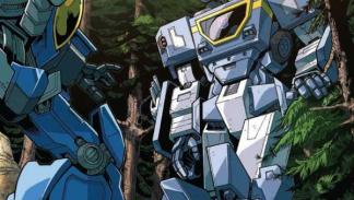 Transformers: Robots in Disguise volumen 4