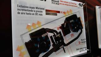 Cooler Boost Titan de MSI - esports