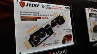 Cooler Boost Trinity de MSI - esports