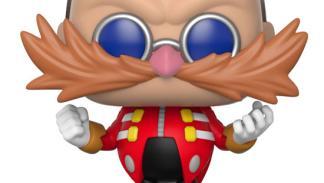 Figura Funko Pop de Dr. Eggman