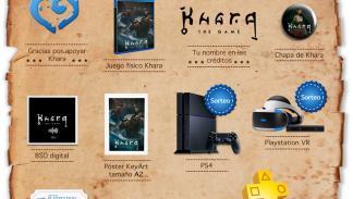 Khara llega a PlayStarter