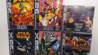 Mega Drive 32X