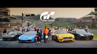Mercedes AMG en Gran Turismo Sport (IV)