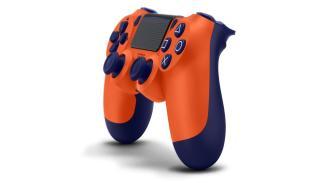 Sunset Orange DualShock 4